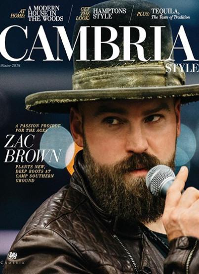 Cambria Style Magazine Winter 2018