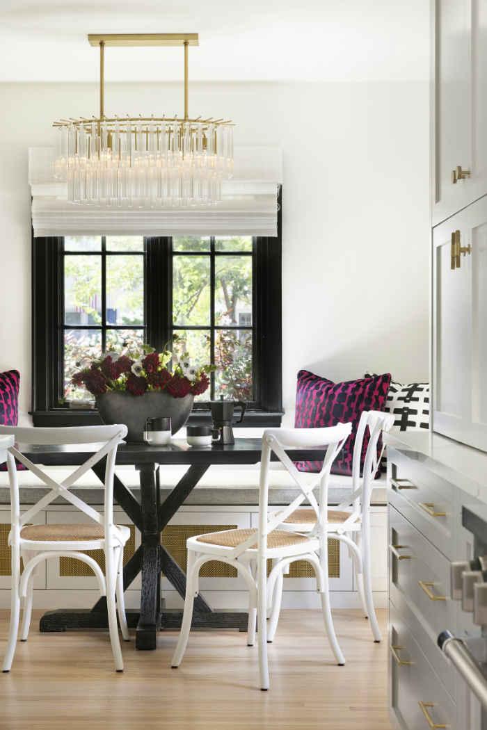 Dining Room Design By Martha Ohara Interiors