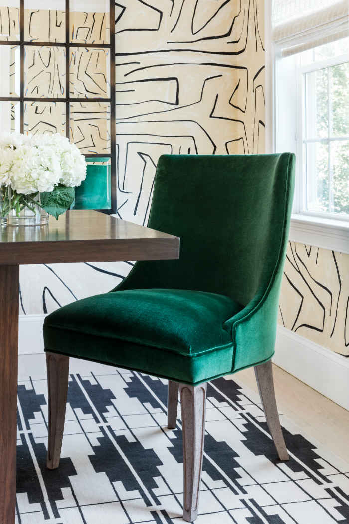 Emerald Dining Chair