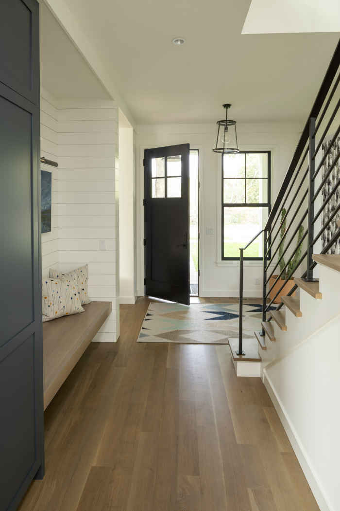 Entryway Design By Martha Ohara Interiors