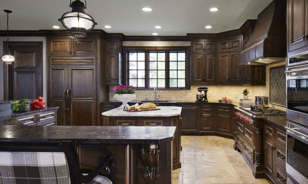 Grand Kitchen Interior Design Lake Vermillion Mn