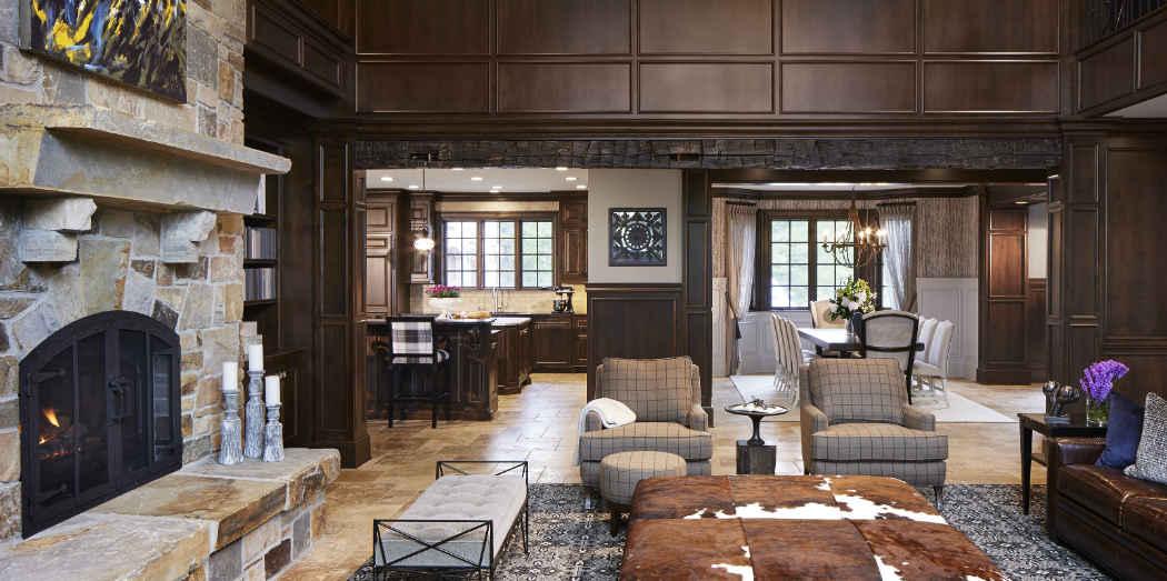 Great Room Interior Design By Martha Ohara Interiors