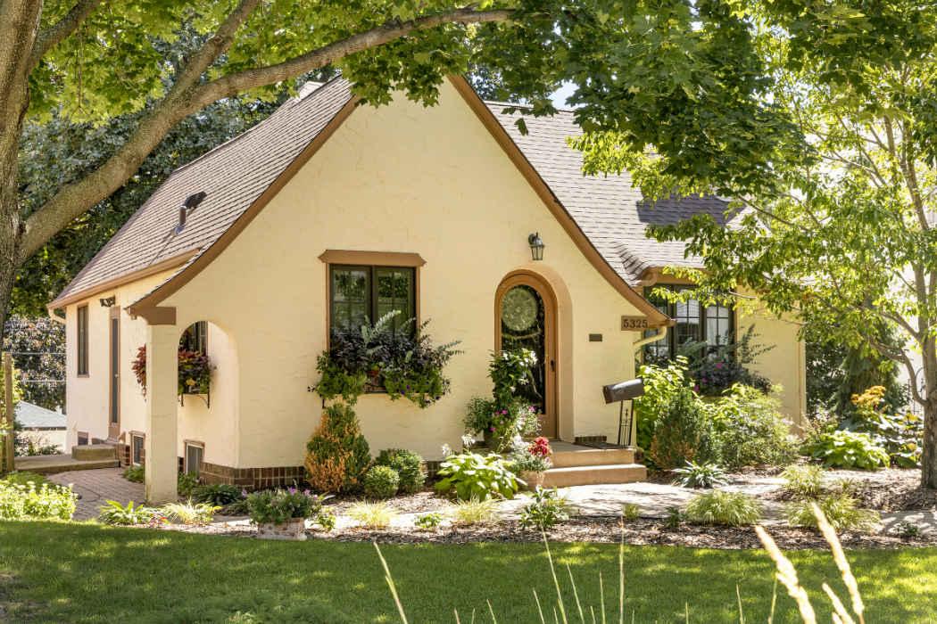 Home Exterior Design Mn
