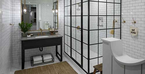 Interior Design Style Quiz Bathroom