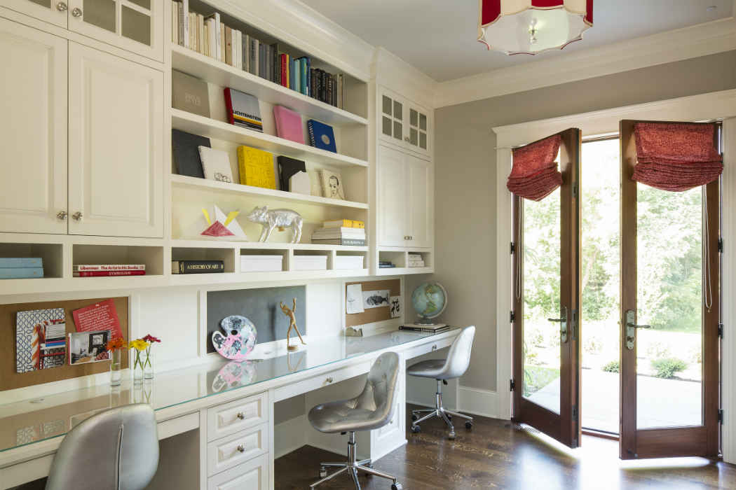 Kids Office Design By Martha Ohara Interiors