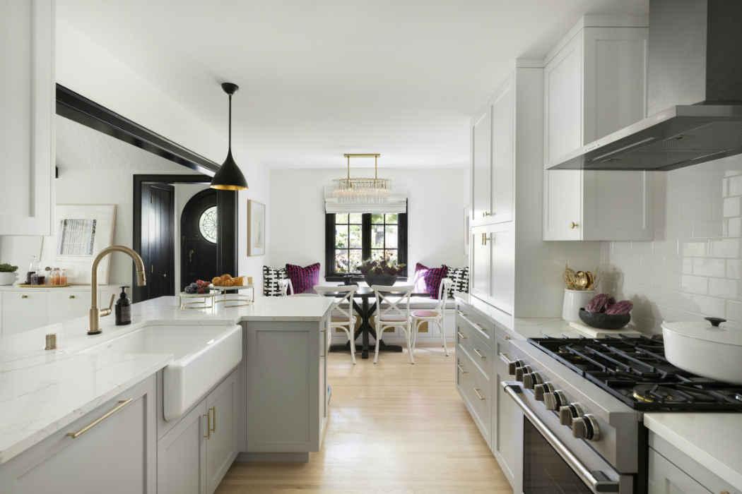 Kitchen Interior Design By Martha Ohara Interiors