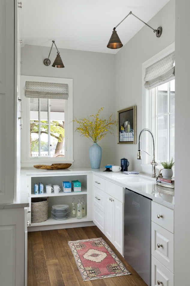 Kitchen Prep And Pantry Interior Design