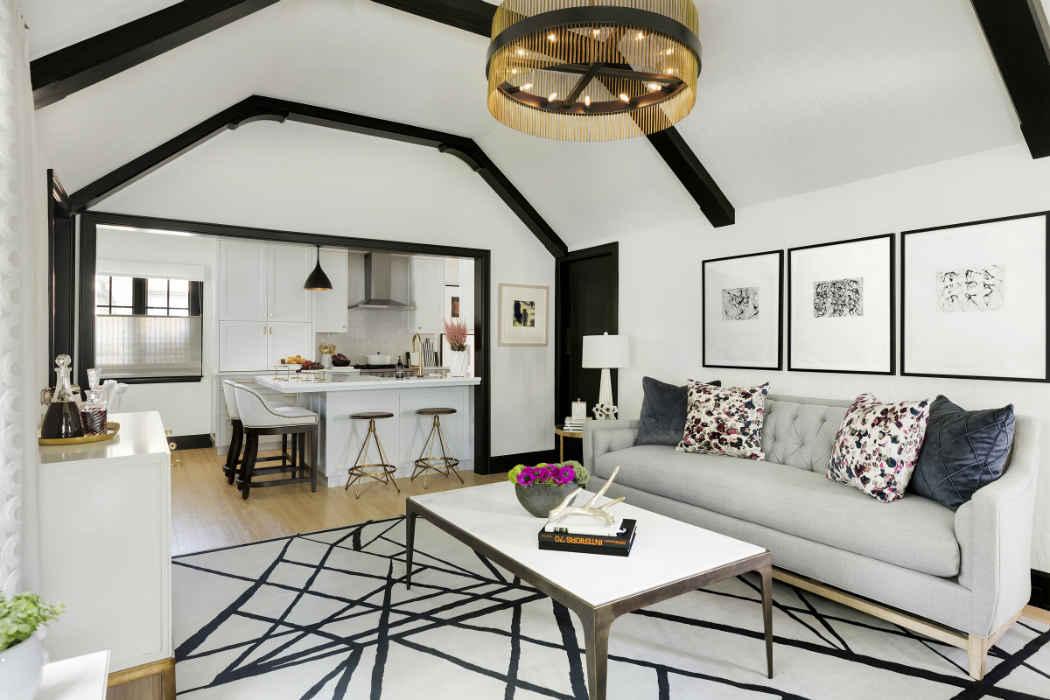 Living Room Interior Design By Martha Ohara Interiors