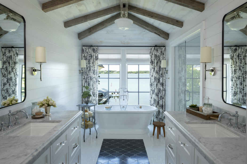 Master Bath Design Martha Ohara Interiors