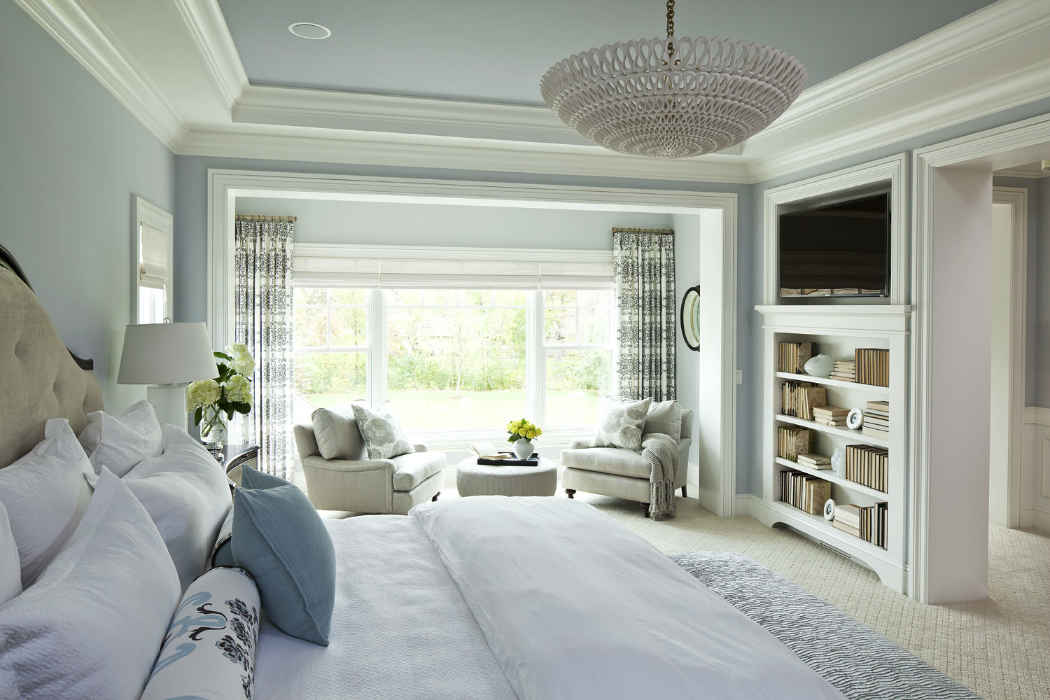Master Bedroom Interior Design Mn