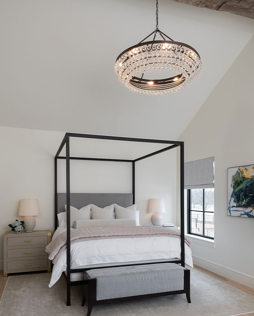 Master Bedroom Interior Design Tx
