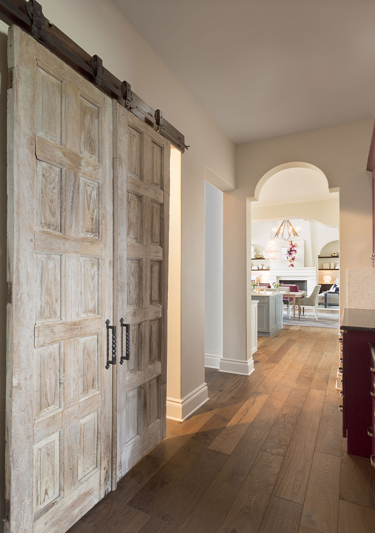 Pantry Interior Design Spanish Oaks Tx