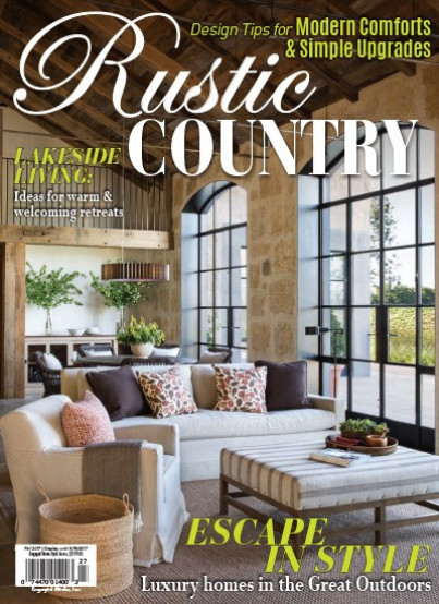Rustic Country Magazine July 2017