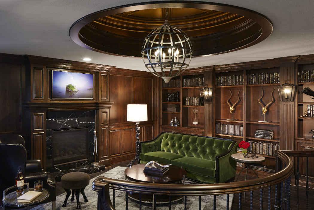 Study Interior Design By Martha Ohara Interiors