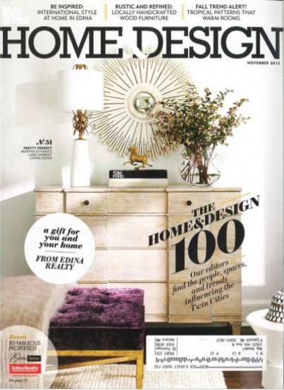 The Home Design 100 November 2015