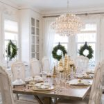 Diningroomtable Holidaydecor