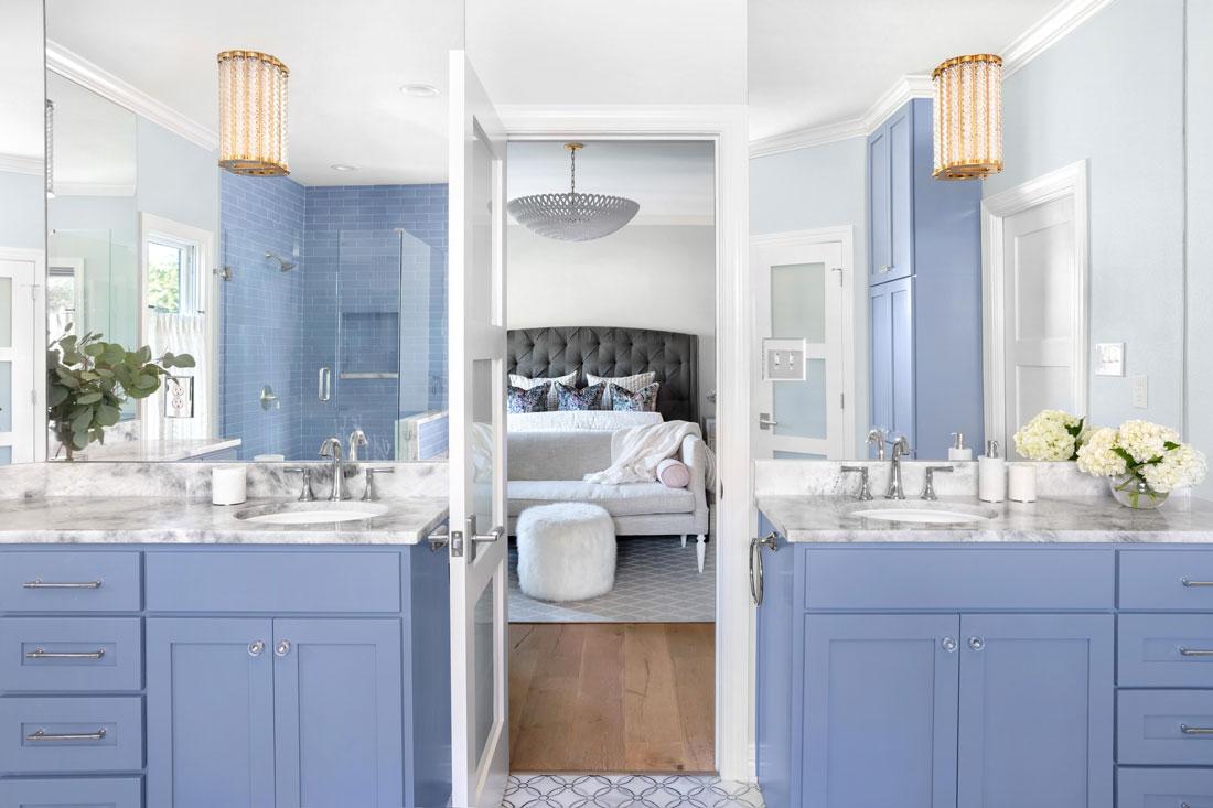 Treemont Austin Texas Bathroom Remodel