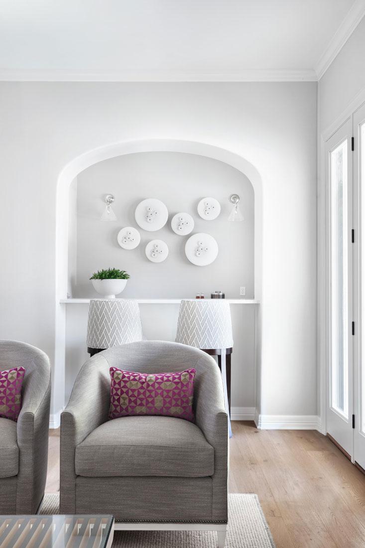 Treemont Austin Texas Living Room Vignette