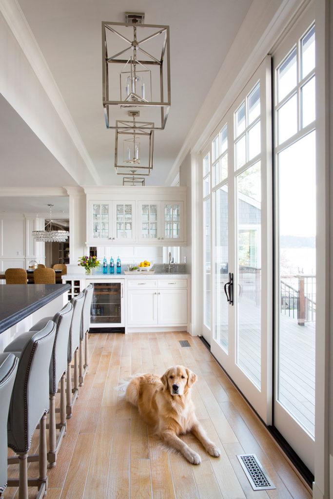 Kitchen Dog Marthaoharainteriors