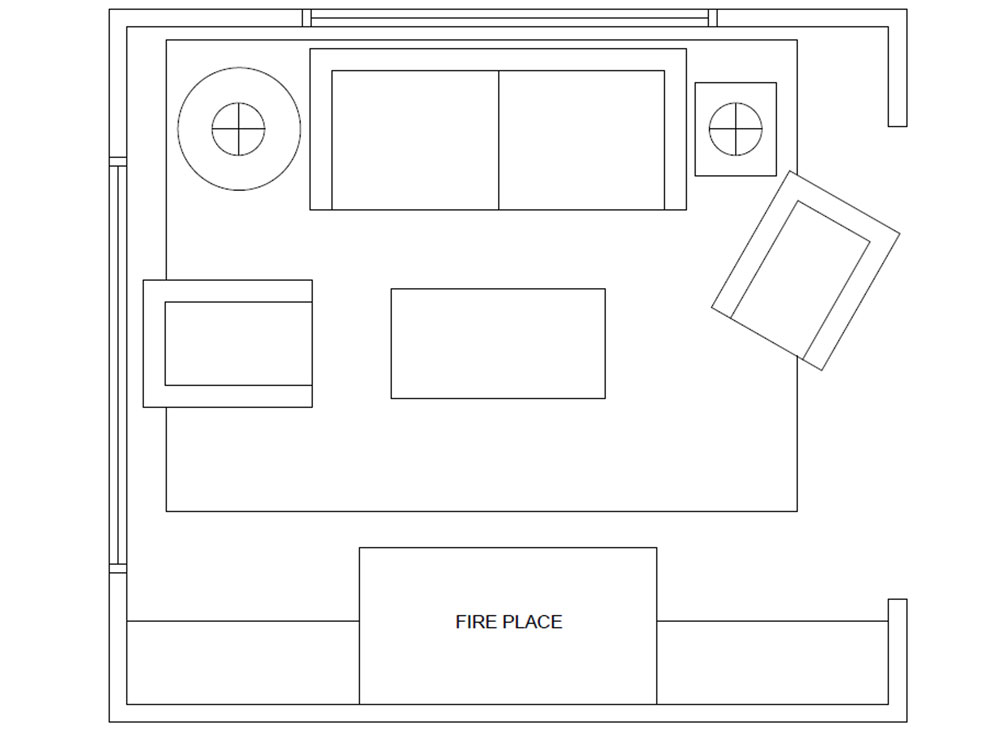 E Design Floorplan