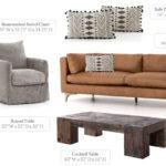E Design Furnishing Selections