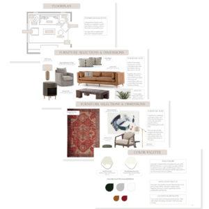 Virtual Design Package Visual