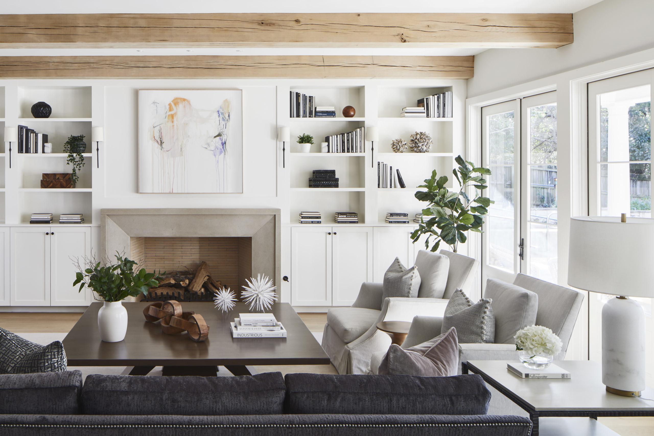 Full Service Design Living Room