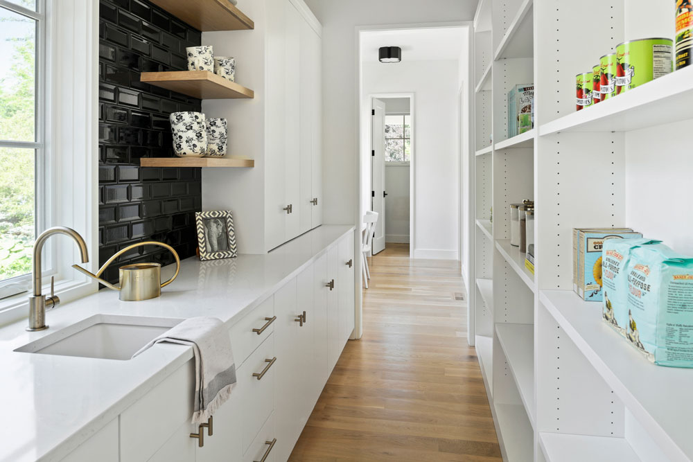 11 Uptown Modern Colonial Pantry