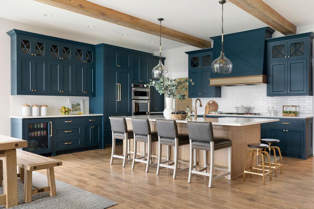 4 Sugar Lake Summer Home Kitchen Angle