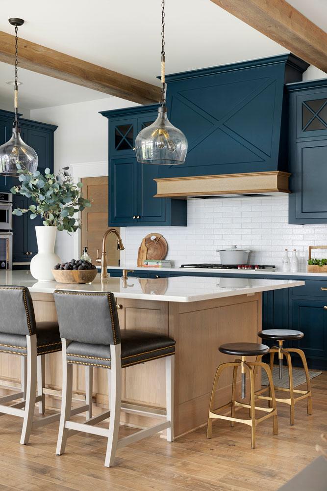 6 Sugar Lake Summer Home Kitchen Angle Closeup