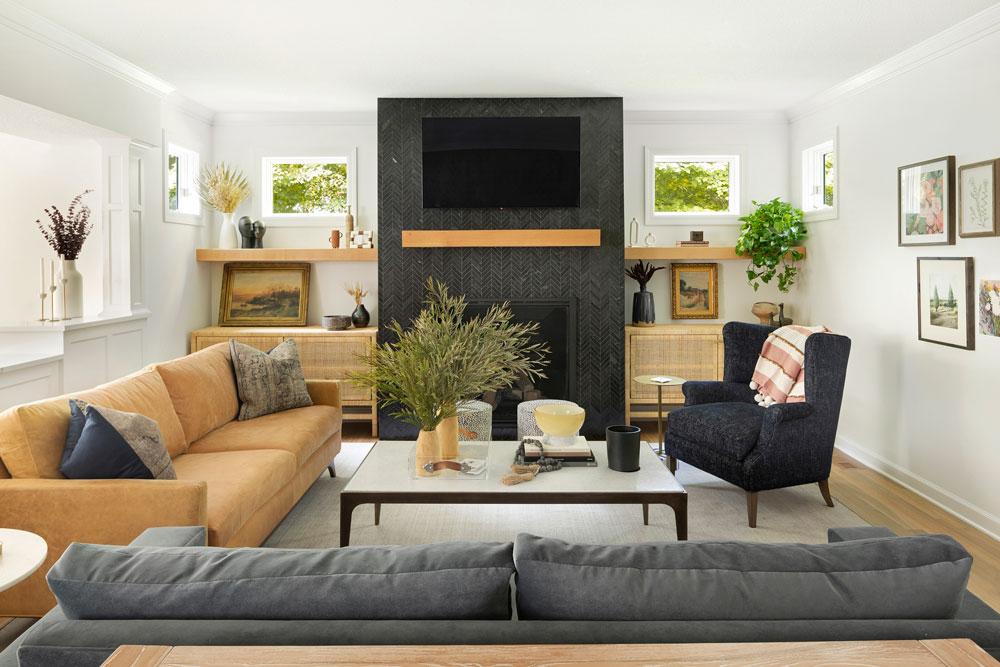 10 Boho Bungalow Remodel Living Room Full