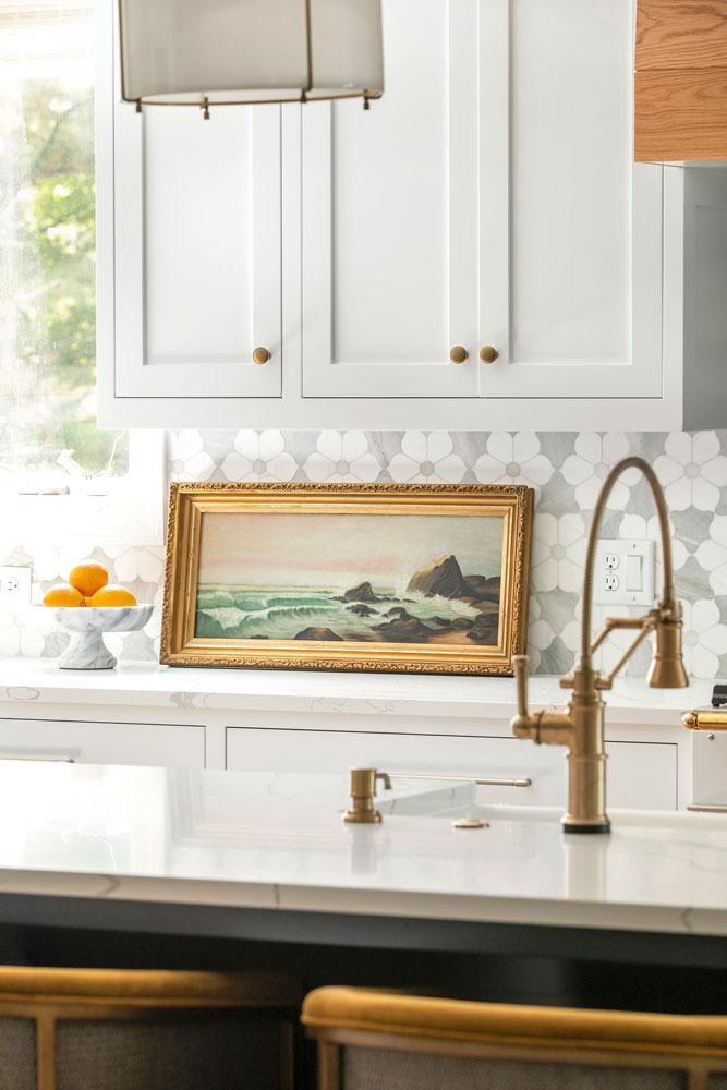 16 Boho Bungalow Remodel Kitchen Art