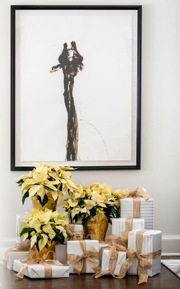 7 Home For The Holidays Gift And Art Vignette