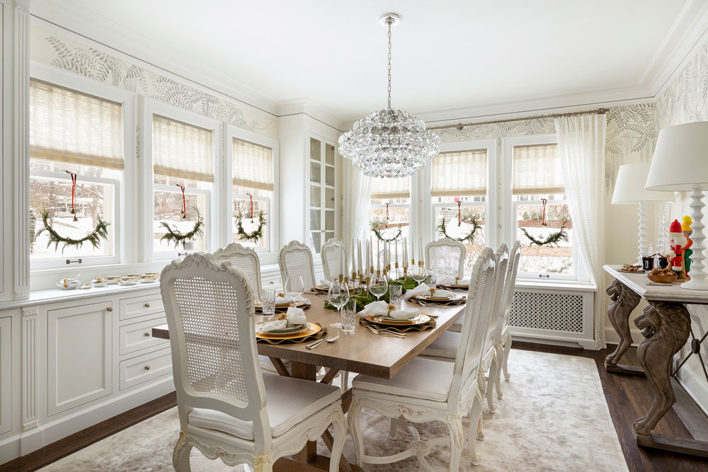 9 Home For The Holidays Dining Room Full