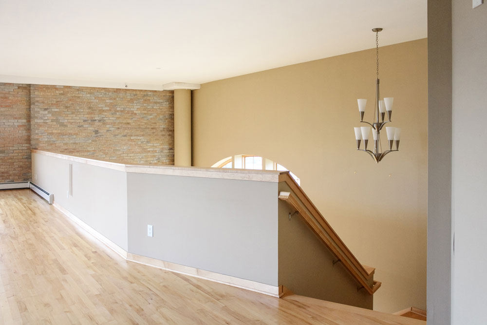 Downtown Loft Remodel Before Lofted Living