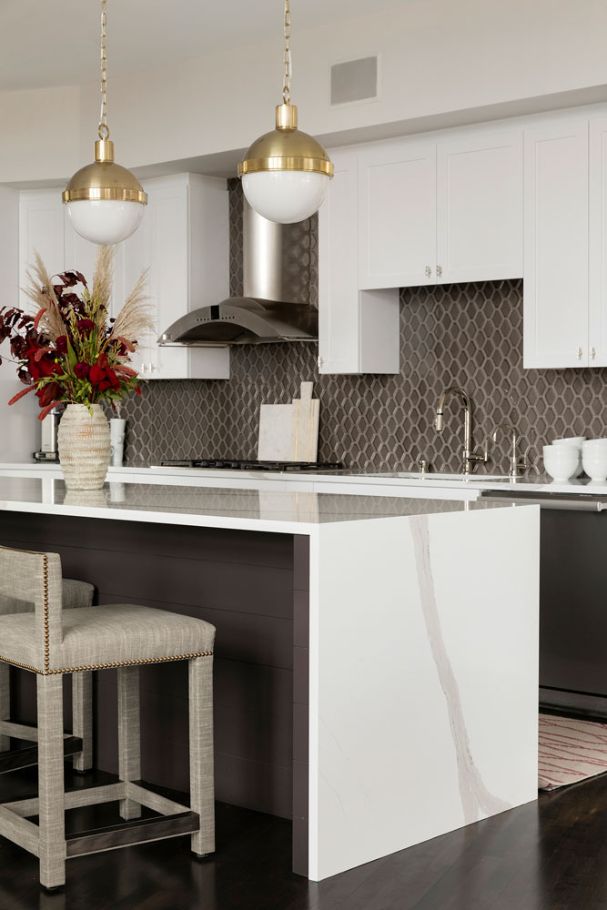 Downtown Loft Remodel Kitchen Angle