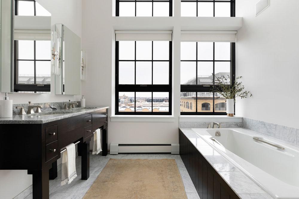 Downtown Loft Remodel Master Bathroom