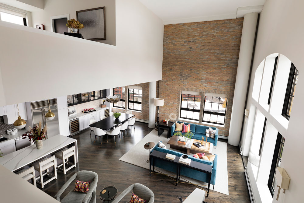Downtown Loft Remodel Overall