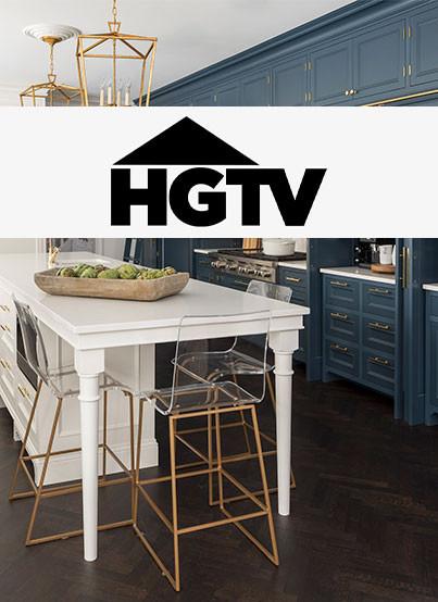 6 Hgtv Blue Kitchens
