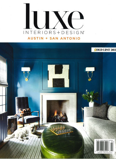 9 Luxe Cover, Rollingwood Remodel