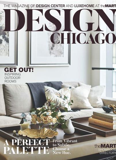 Design Chicago Magazine Martha O'hara Interiors
