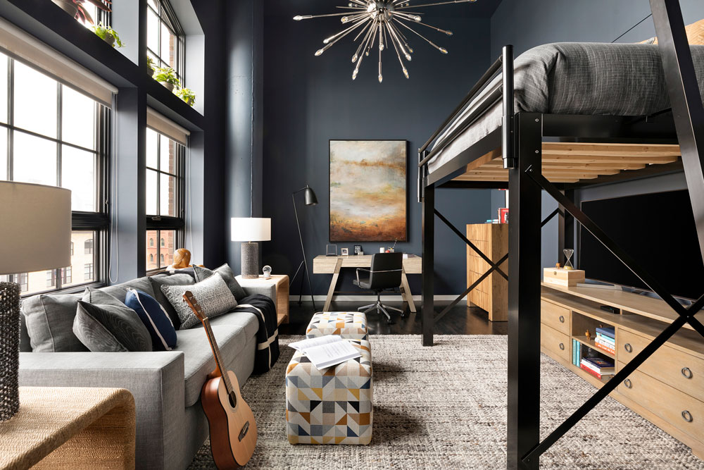 How Long Does It Take To Furnish A Room