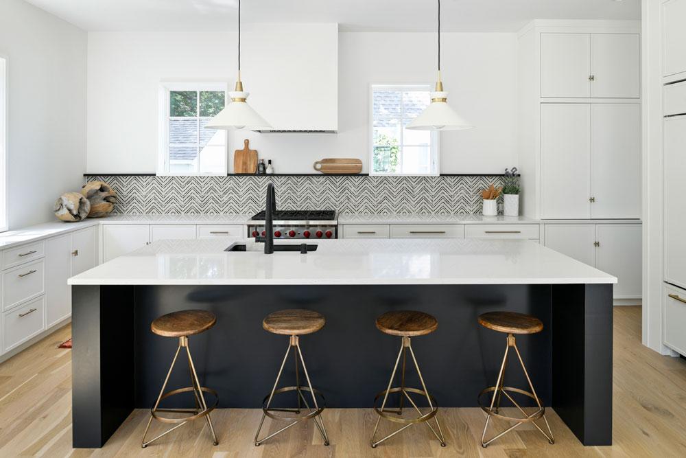 3 Modern Family Home Kitchen