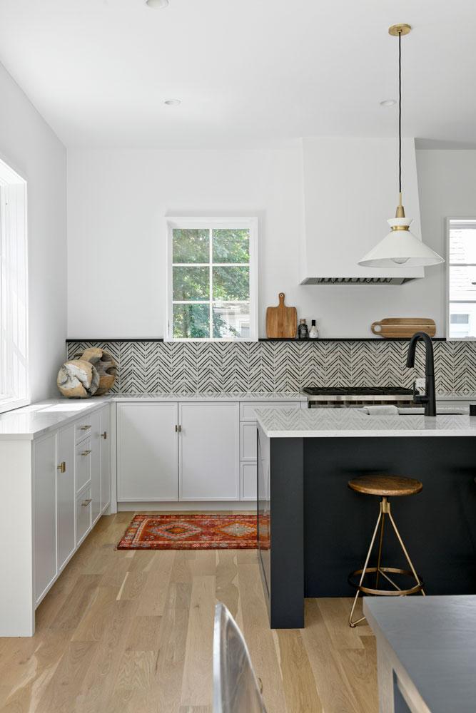4 Modern Family Home Kitchen Details
