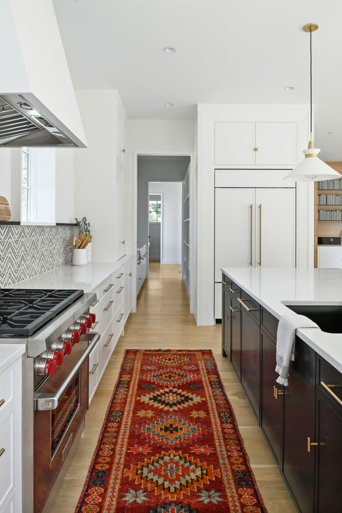 5 Modern Family Home Kitchen Galley