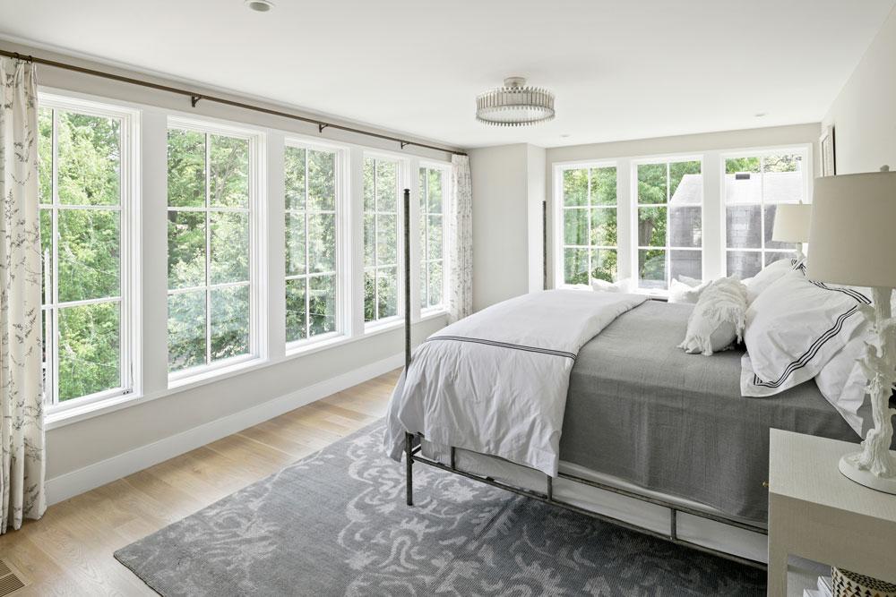 6 Modern Family Home Master Bedroom 1
