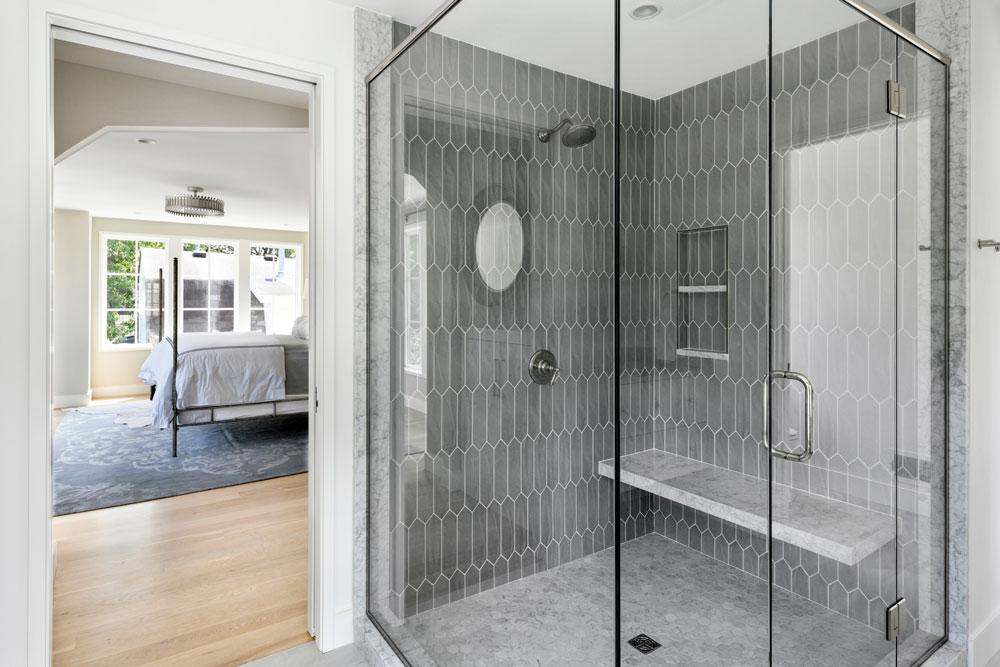 8 Modern Family Home Master Shower 1