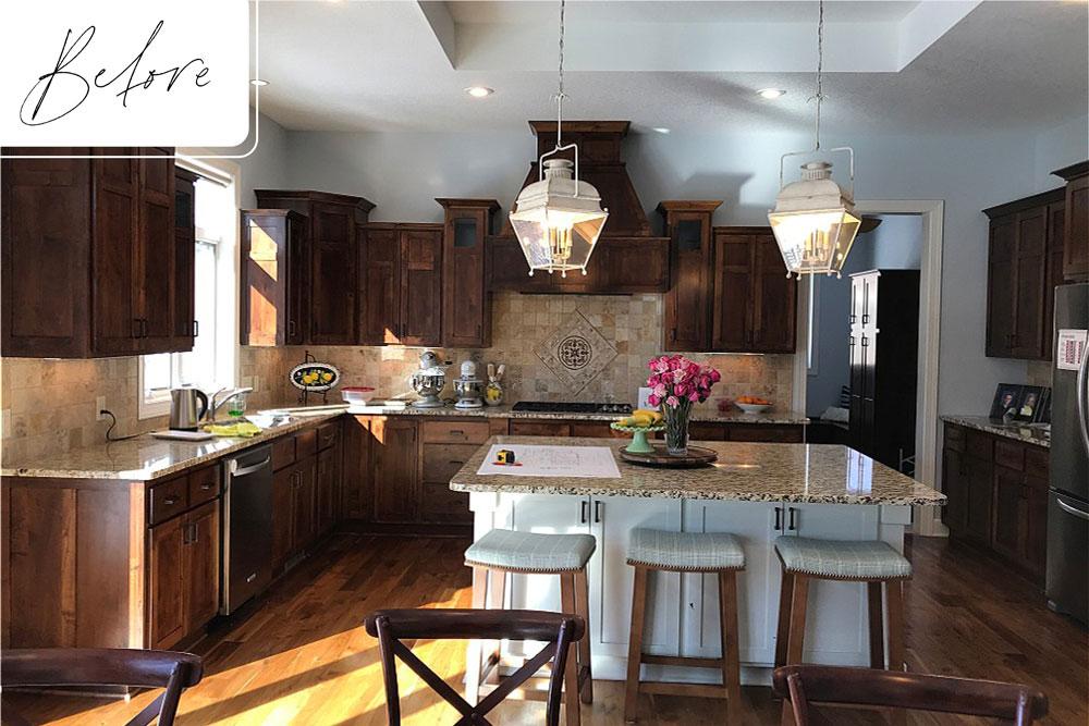 26 Wayzata Kitchen Remodel Before