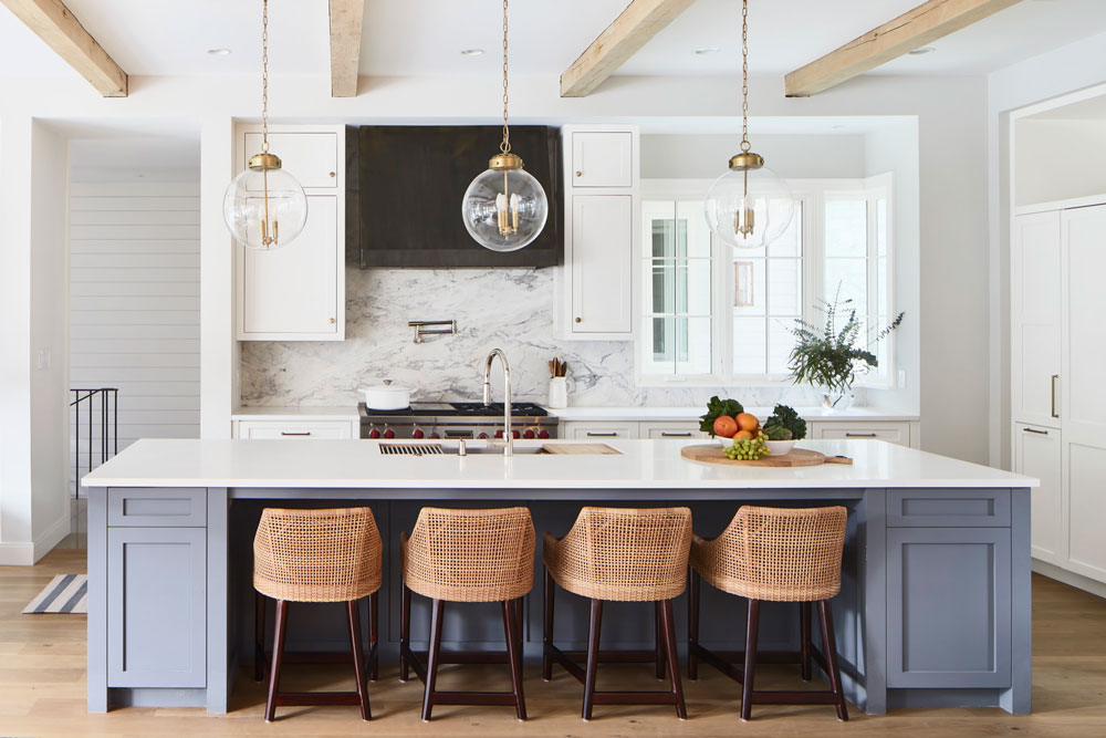 Furnishings for an Austin, Texas Remodel